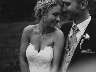 Als Hochzeitsfotograf am Hannersberg. G&C